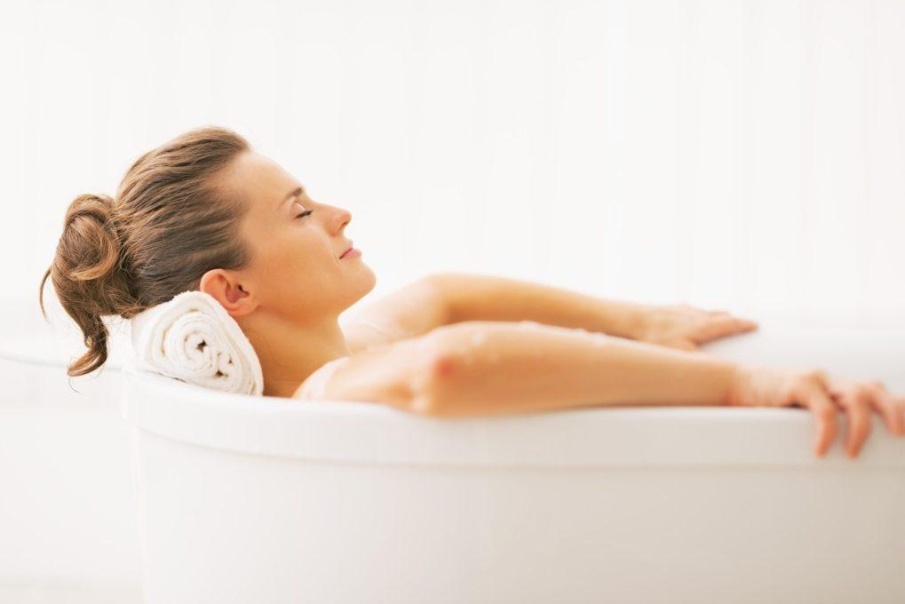 Relaxar durante a gravidez