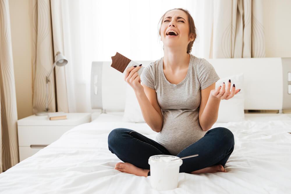 As principais mudanças físicas e emocionais na gravidez