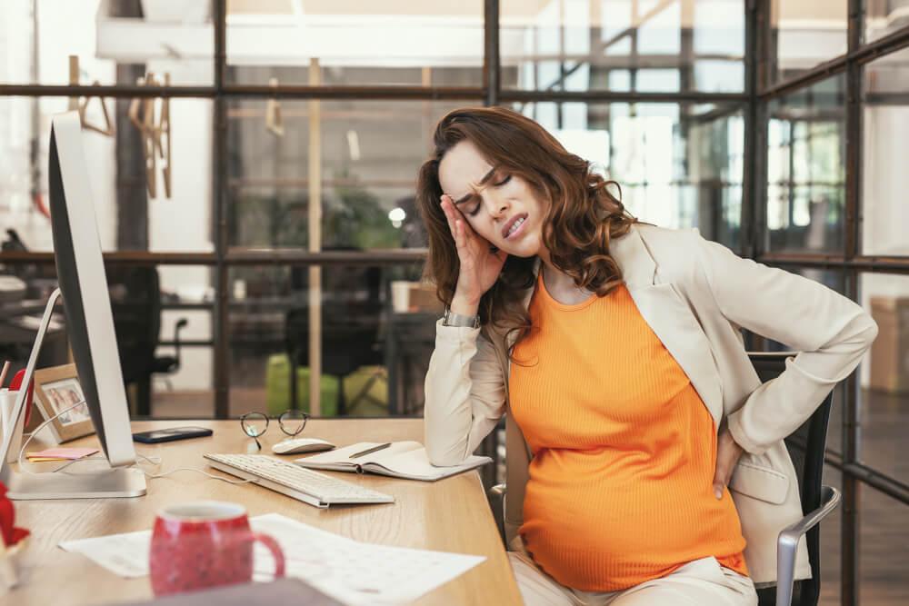 Sintomas do segundo trimestre na gravidez