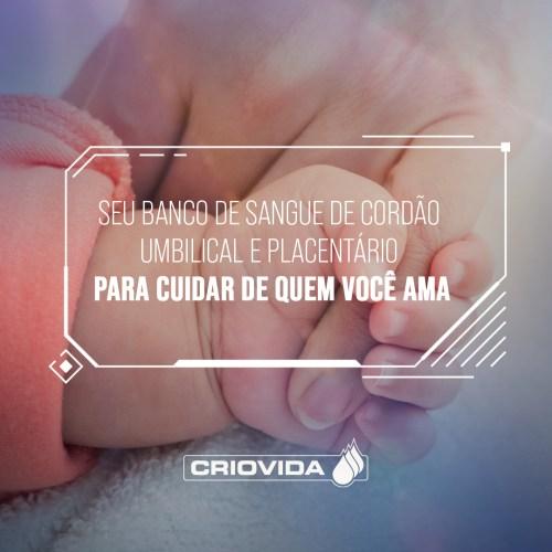 Criopreservação Criovida