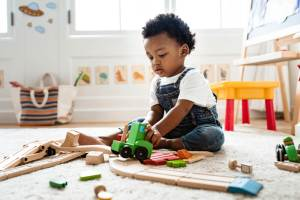 Ritmo do desenvolvimento da criança