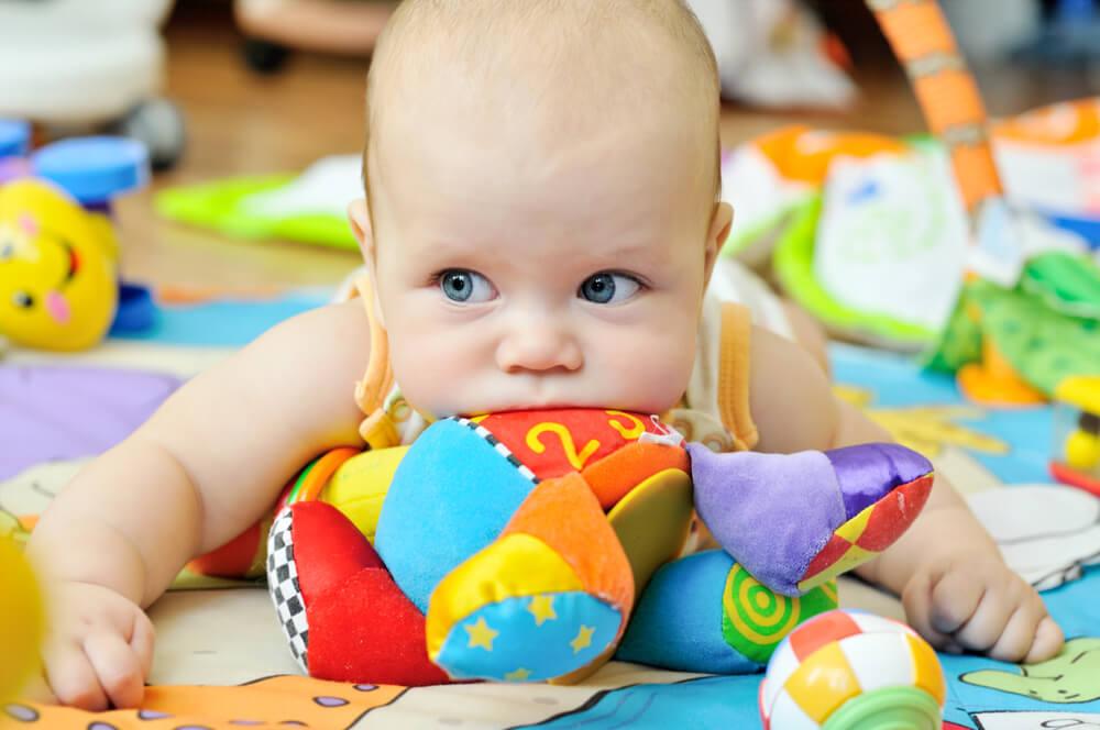 Excesso de estímulo do bebê