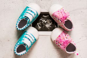 Informação sobre gravidez de gêmeos
