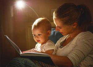 Os melhores livros para o bebê