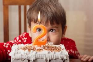 O que esperar dos 2 anos da criança