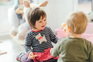 Socialização de crianças