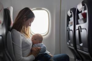 O que observar na primeira viagem com o bebê