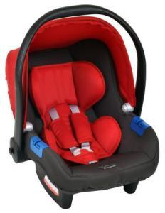 Bebê conforto Touring, da Burigotto