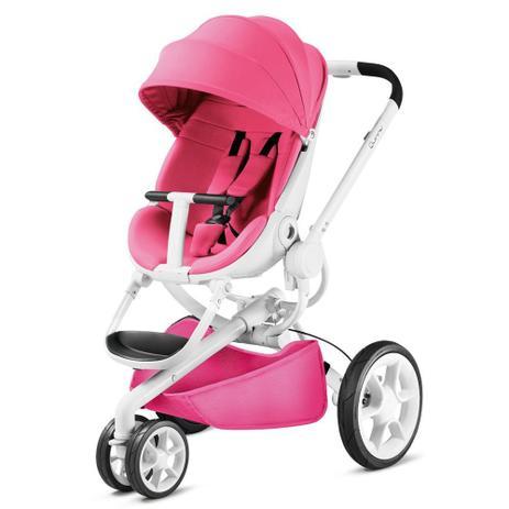 Carrinho de bebê Moodd Pink Passion Quiny