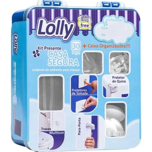 Kit casa segura Lolly