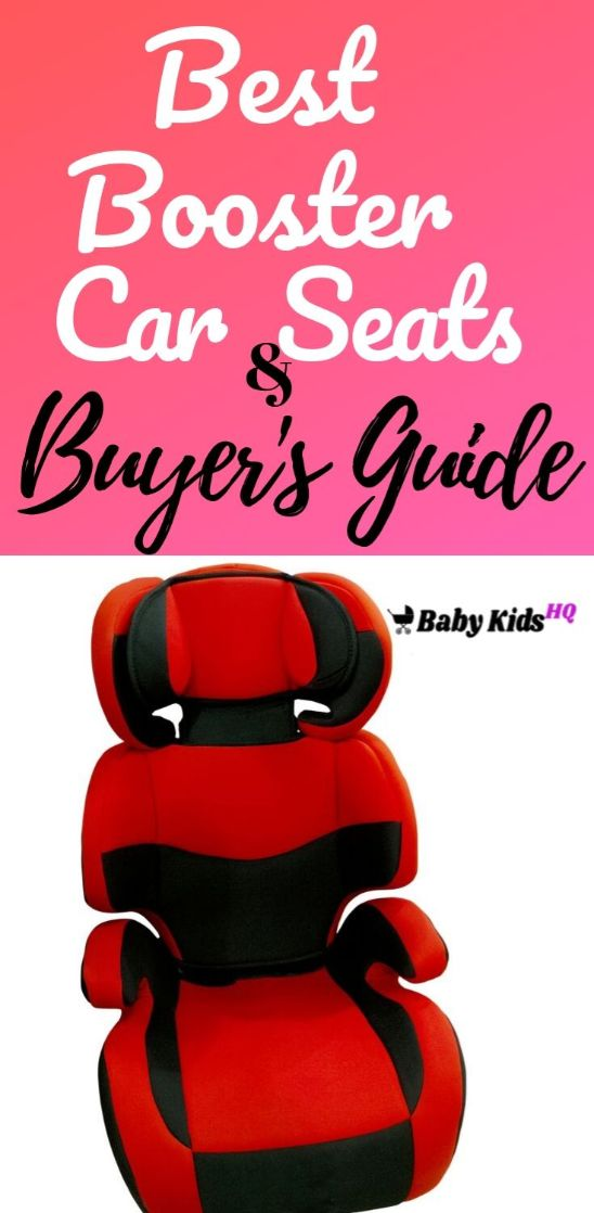 Best Booster Car Seat Review