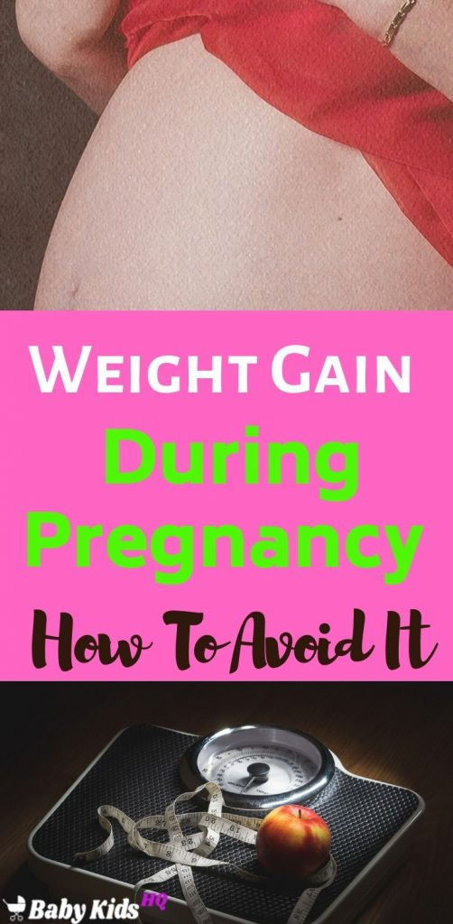 Weight Gain During Pregnancy: How to Avoid Excess Weight Gain
