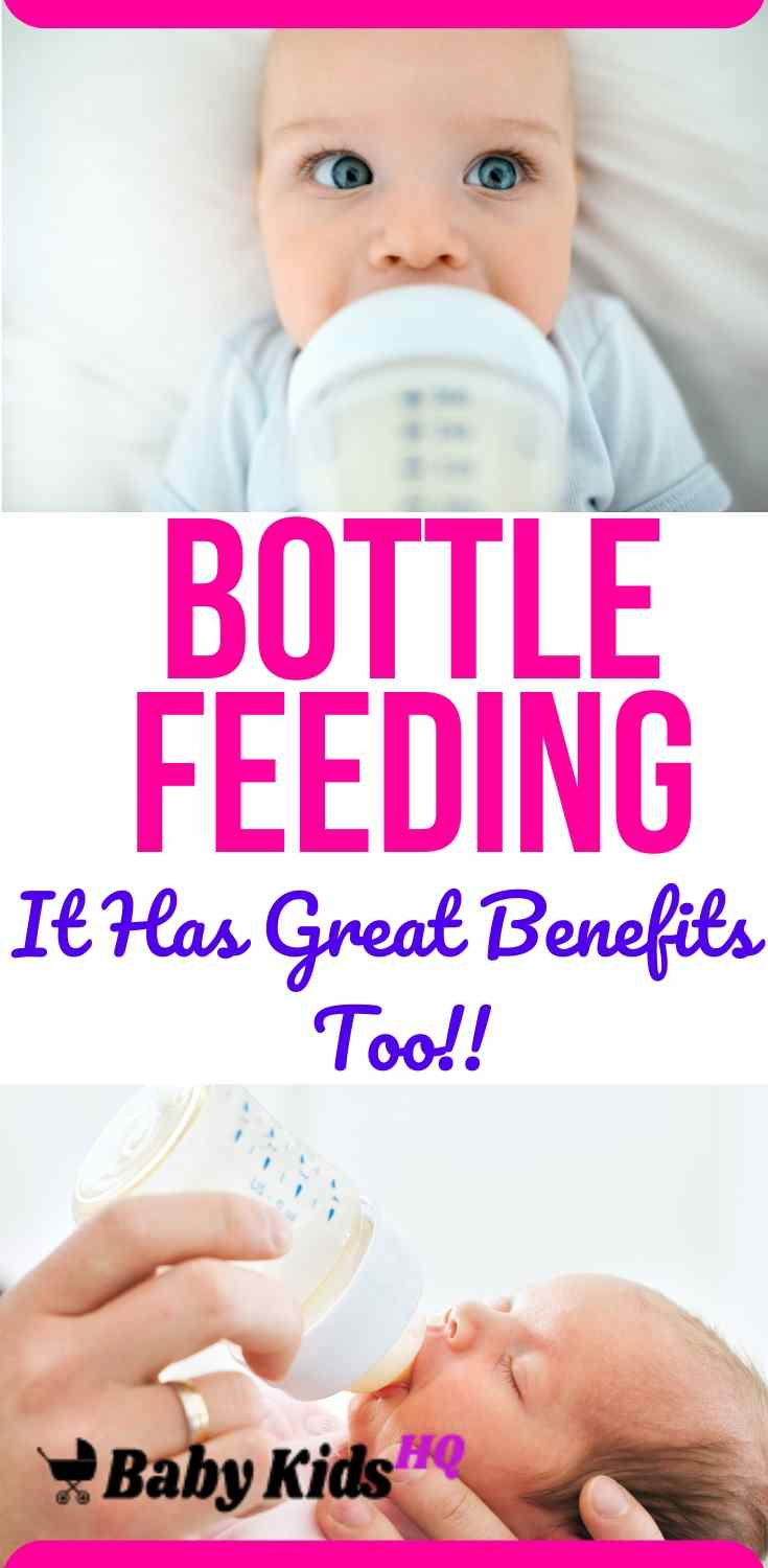If for some reason you're unable to breastfeed and need to bottle feed your baby, there's no need to put yourself through the guilt trap. Yes breast milk is considered better than formula, but if you are finding breast feeding difficult or painful, or if you're simply unable due to work commitments, bottle feeding baby will still give him a great start in life.