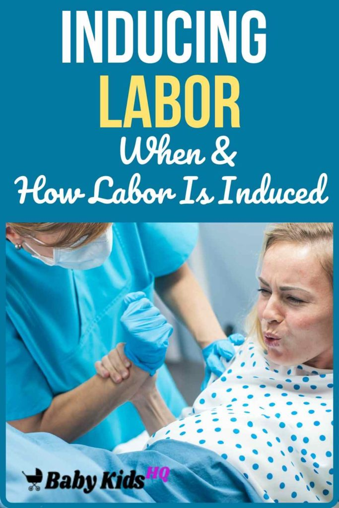 Labor induction is what doctors use to try to help labor along using medications or other medical techniques. It's common for many women, especially first-time mothers, to watch their baby's due date come and go without so much as a contraction.