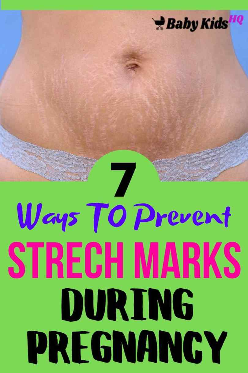 At one point or another, every gestating mother has asked how to prevent stretch marks during pregnancy. While stretch marks in pregnancy are sometimes a reality, there are methods that have proven to prevent pregnancy stretch marks .