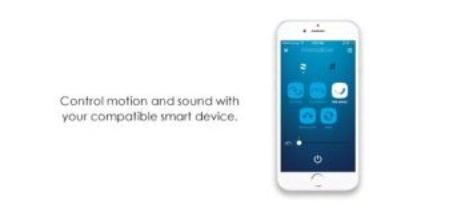 4moms Mamaroo Bouncer Smart Phone