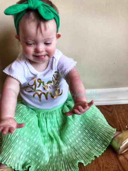 My {20} Month Old With Down Syndrome - baby•lemonade•blog
