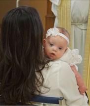 Kara's Baptism