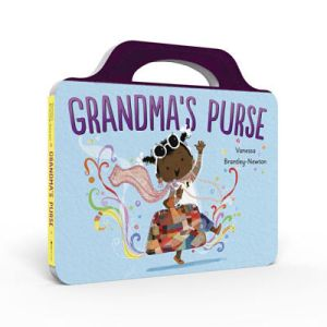 Cover of Grandma's Purse by Vanessa Brantley-Newton