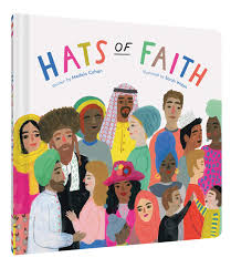 Cover of Hats of Faith by Medeia Cohan