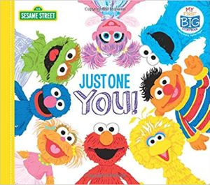 Just One You by Sesame Workshop Cover
