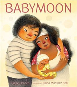 Cover of Babymoon by Barrett