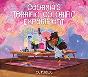 Cover of Georgia's Terrific, Colorific Experiment
