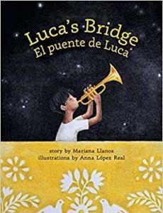 Cover of Luca's Bridge by Mariana Llanos