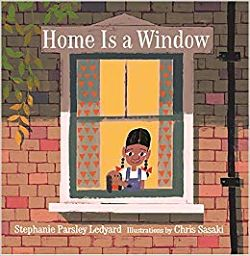 Cover of Home is a Window by Ledyard