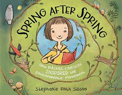 Cover of spring after spring by Sisson