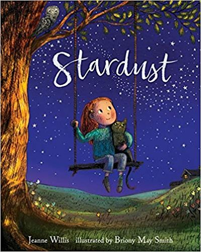 Cover of Stardust by Jeanne Willis
