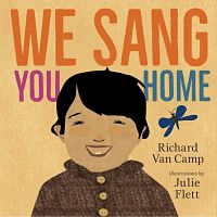 Cover of We Sang You Home by Van Camp