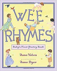 Cover of Wee Rhymes by Yolen