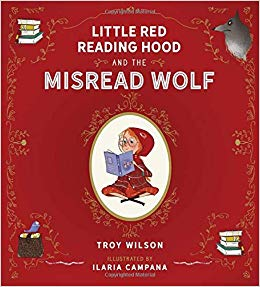 Cover of Little Red Riding Hood and the Misread Wolf