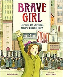 Cover of Brave Girl