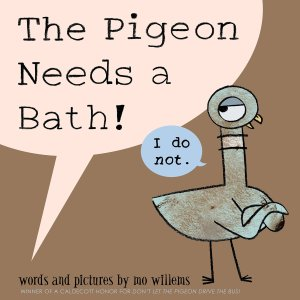 Cover of The Pigeon Needs a Bath