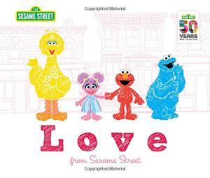 Cover of Love from Sesame Street