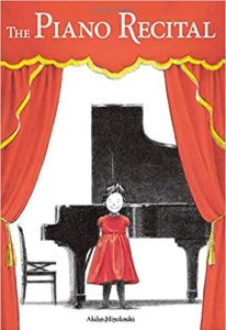 Cover of The Piano Recital by Miyakoshi