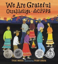 Cover of We Are Grateful by Sorell