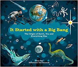 Cover of It Started with the Big Bang by Bal
