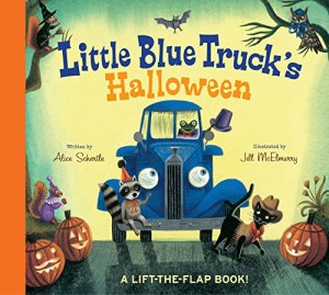 Cover of Little Blue Truck's Halloween