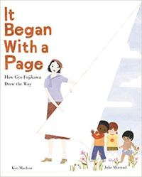 cover of it began with a page