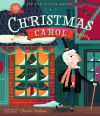 Cover of Lit for Little Hands A Christmas Carol