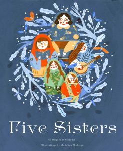 Cover of five-sisters-campisi