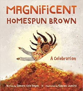 cover of magnificent-homespun-brown-doyon
