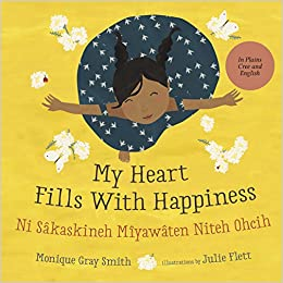 Cover of My Heart Fills with Happiness by Smith