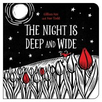Book cover of The Night is Deep and Wide