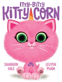 Book cover of Itty Bitty Kitty Corn