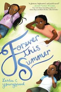 Book cover of Forever This Summer by Youngblood