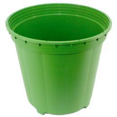 pots de plastique